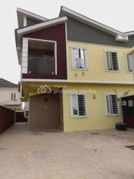 4 bedroom Semi Detached Duplex House for sale first gate, GRA Isheri North Ojodu Lagos