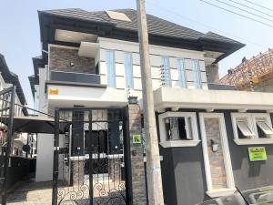 4 bedroom Semi Detached Duplex House for rent Osapa London  Osapa london Lekki Lagos