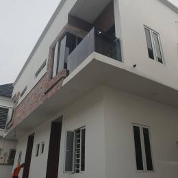 4 bedroom Semi Detached Duplex House for sale Ademola eletu street, Osapa london Lekki Lagos - 0