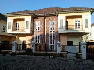 4 bedroom Semi Detached Duplex House for sale In An Estate Off Amadasun Street Lekki Phase 2 Lekki Lagos