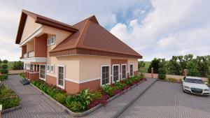 4 bedroom Semi Detached Duplex House for sale Coker Road in Pearl Gardens Estate Monastery road Sangotedo Lagos