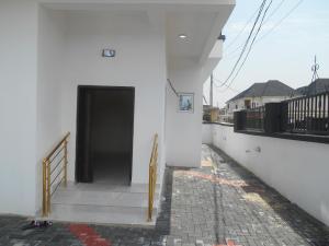4 bedroom Semi Detached Duplex House for sale Thomas Estate, shortly after the Ajah flyover bridge Ajah Lagos