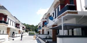 Semi Detached Duplex House for sale  Orchid Road By 2nd Toll Gate, Lekki, Lagos   Lekki Phase 2 Lekki Lagos