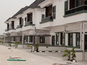 4 bedroom House for sale Ikota Villa Estate Behind Mega Chicken, Lekki Expressway   Lekki Lagos