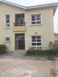 4 bedroom Semi Detached Duplex House for rent Friends colony Jakande Lekki Lagos