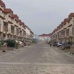 4 bedroom Semi Detached Duplex House for sale Lafiaji chevron Lekki Lagos