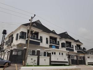 4 bedroom Semi Detached Duplex House for sale Lekki Oral Estate Lekki Lagos