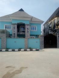4 bedroom Semi Detached Duplex House for rent Off Alidada bus stop, Ago Palace way, okota Ago palace Okota Lagos