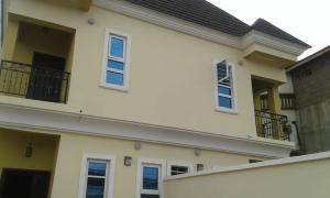 4 bedroom Semi Detached Duplex House for sale Omole phase 1 area. Omole phase 1 Ojodu Lagos