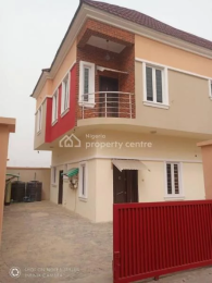 4 bedroom Semi Detached Duplex House for rent before chevron Jakande Lekki Lagos