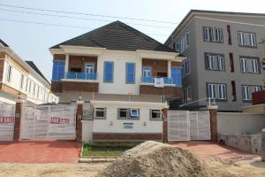 4 bedroom Semi Detached Duplex House for rent Oral Estate,  chevron Lekki Lagos