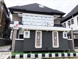 4 bedroom Semi Detached Duplex House for sale Oral Estate by Chevron toll gate, Oral Estate Lekki Lagos