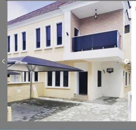 4 bedroom Semi Detached Duplex House for rent Lafiaji; Lekki Lagos - 0
