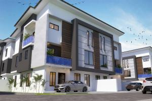 4 bedroom Semi Detached Duplex House for sale Location: Omole Phase 2 Omole phase 2 Ojodu Lagos