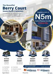4 bedroom House for sale Berry Court Omole phase 2 Ojodu Lagos