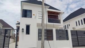 3 bedroom Semi Detached Duplex House for rent Idado Lekki Lagos