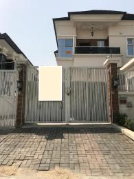 4 bedroom Semi Detached Duplex House for rent chevron Lekki Lagos