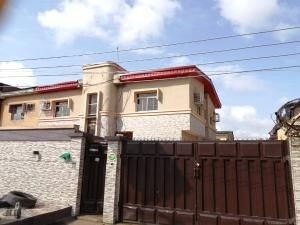 4 bedroom House for rent Amuwo Odofin Lagos