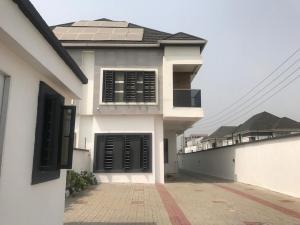 4 bedroom Semi Detached Duplex House for rent Ologolo Lekki Lagos