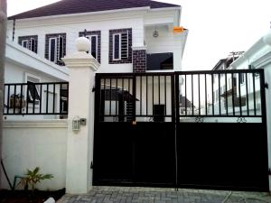 4 bedroom Semi Detached Duplex House for sale Conservation Road Lekki Phase 2 Lekki Lagos