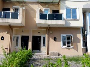 4 bedroom Semi Detached Duplex House for rent Monastery Road Sangotedo Ajah Lagos