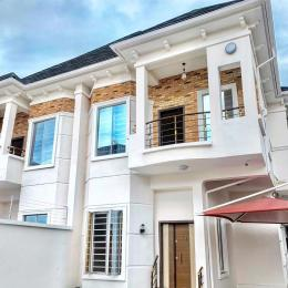 4 bedroom Semi Detached Duplex House for sale Second Roundabout Lekki Phase 2 Lekki Lagos