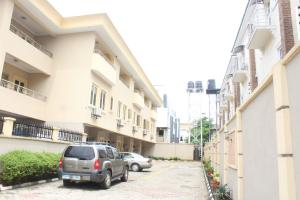 4 bedroom Terraced Duplex House for rent Oniru Estate ONIRU Victoria Island Lagos