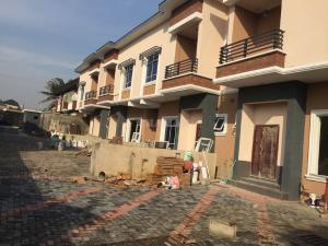 4 bedroom Terraced Duplex House for sale estate Adeniyi Jones Ikeja Lagos