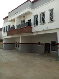 Semi Detached Bungalow House for sale Off Orchid Road By Chevron Toll gate  chevron Lekki Lagos