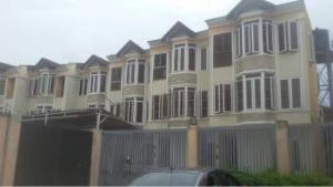 4 bedroom Terraced Duplex House for sale silvercrest park estate Onike Yaba Lagos