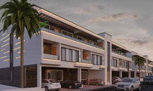 4 bedroom Terraced Duplex House for sale NIKE ART GALLERY WAY LEKKI  Ikate Lekki Lagos