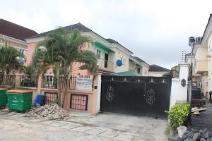 4 bedroom Terraced Duplex House for rent Chevy View estate,  chevron Lekki Lagos