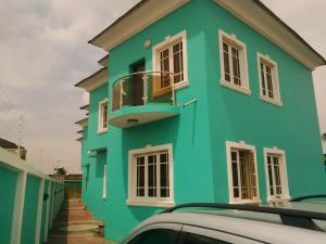 House for sale Curtis Adeniyi Jones Off Adeniran Ogunsanya Lagos