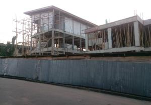 4 bedroom Terraced Duplex House for sale . Millenuim/UPS Gbagada Lagos