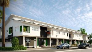 4 bedroom Terraced Duplex House for sale  by Nike Art Gallery, Ikate Lekki Lagos