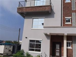 Terraced Duplex House for sale Elegushi Ikate Lekki Lagos