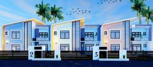 4 bedroom Terraced Duplex House for sale ilamija kekere town Epe Road Epe Lagos