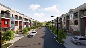 4 bedroom Terraced Duplex House for sale Kamo district Kuje Abuja