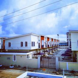 4 bedroom Terraced Duplex House for sale off Lafiaji road chevron Lekki Lagos - 4