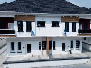 4 bedroom Terraced Duplex House for sale Along Lekki Conservative Road  Agungi Lekki Lagos