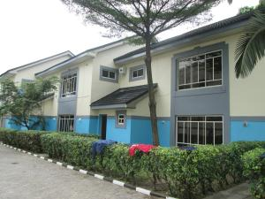 4 bedroom Terraced Duplex House for rent King Perekule Street, GRA Phase II New GRA Port Harcourt Rivers