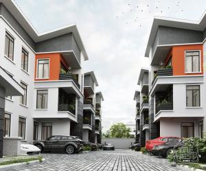 4 bedroom Terraced Duplex House for sale Olubukola-Odunmbaku Close,  in Thomas Estate Thomas estate Ajah Lagos - 39