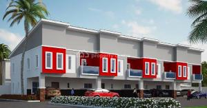 4 bedroom Terraced Duplex House for sale Creek Court   chevron Lekki Lagos