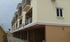 4 bedroom Terraced Duplex House for sale Lekki Oral Estate Lekki Lagos