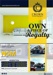 4 bedroom Terraced Duplex House for sale Crown Apartments Sangotedo Ajah Lagos