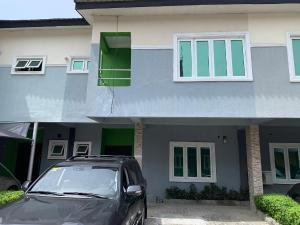 4 bedroom Terraced Duplex House for rent Horizon 2 estate, meadows hall way,  elegushi, Lekki Lagos