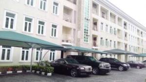 4 bedroom Terraced Duplex House for rent Grace Court, Ahmed Kasumu off Ajayi Bembe  Parkview Estate Ikoyi Lagos