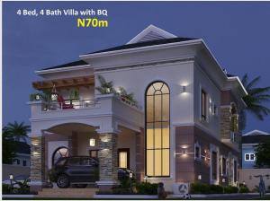 4 bedroom Massionette House for sale Amen Estate Eleko Ibeju-Lekki Lagos
