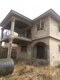 5 bedroom House for sale Faniyi street Igbogbo Ikorodu Lagos