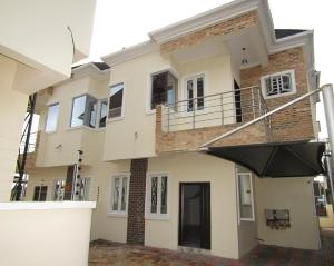 4 bedroom Semi Detached Duplex House for sale Banana island estate Lekki Lagos